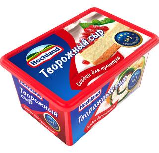 крем для торта из творожного сыра хохланд