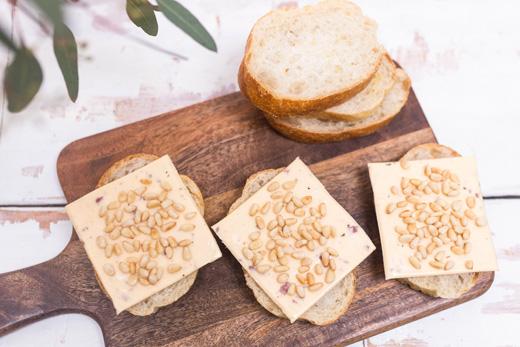 Сэндвичи с ветчиной и сыром (4)