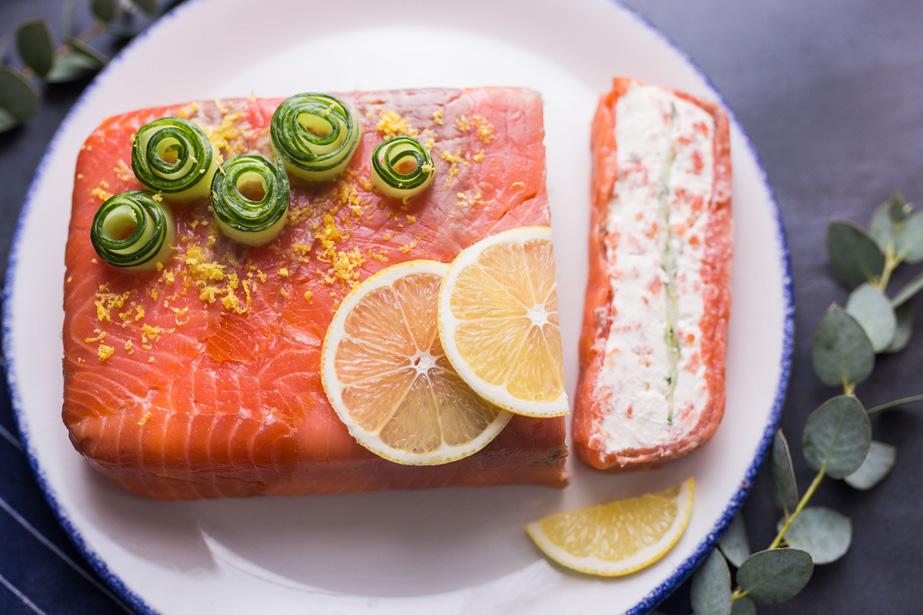 то, что рыбный торт рецепт с фото из семги перед этим утром